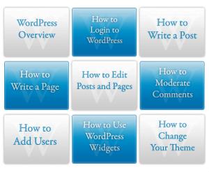 Website building in WordPress Course in Edmonton