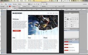 Adobe Muse training for businesses in toronto, montreal, vancouver