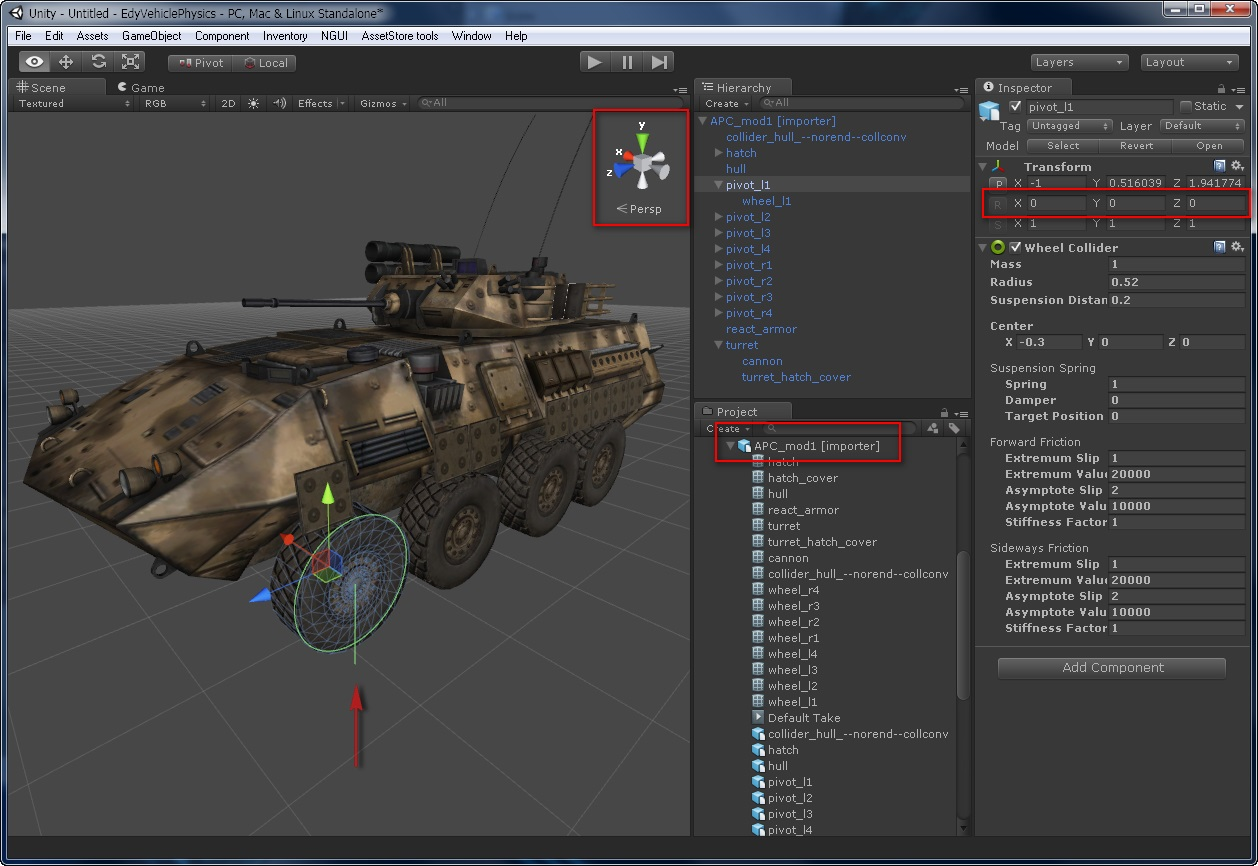 Gamers graphic design lessons on Unity 3D