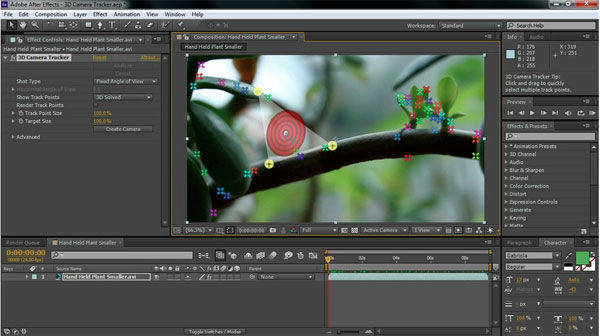 classes for Adobe after effects in Vancouver