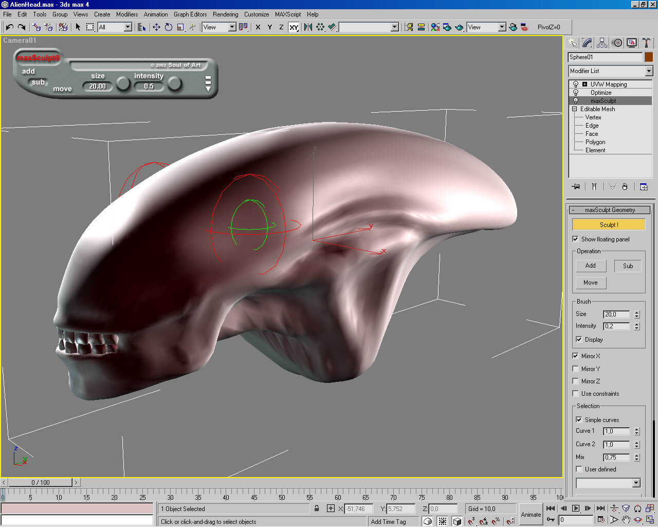 3d studio max course learning regina saskatoon