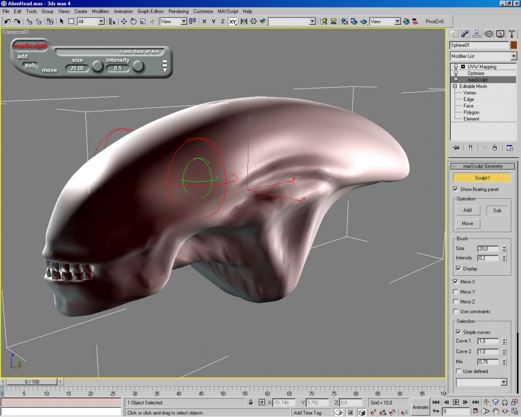 Formation 3d Studio Max Longueuil