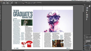 cours adobe indesign à laval