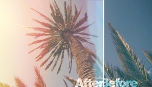 Learn how to make your own Light Leaks Effects with an After Effects course