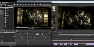 Courses on design with Unreal Engine