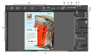 Adobe InDesign CC Courses