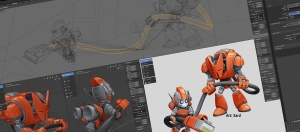 Blender 3D Course in Canada Toronto Quebec Montreal