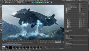 Cinema 4D courses for professional and motion designer private sessions of training