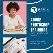Adobe Photoshop Live Online Trainings Corporate Onsite Courses Canada Toronto Montreal Calgary Edmonton