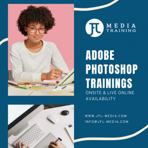 Adobe Photoshop Live Online Trainings Corporate Onsite Courses Canada Toronto Montreal Calgary Edmonton