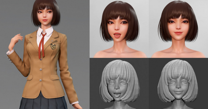 3D character wIith 3D Studio Max training in Toronto, Montreal, Richmond Hill, Regina and Victoria