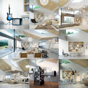 Create amazing 3D renders for architectural firms using Arch Viz. Enroll now in Ottawa, Halifax, Regina, Victoria and Montreal