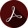 Create interactive pdf's with Acrobat