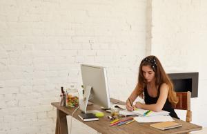 Editorial design courses focused on Indesign