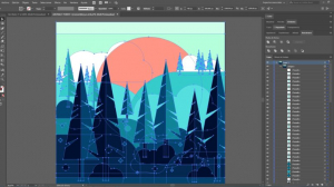 Learn how to create and use vectors in Illustrator