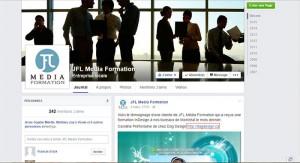 Formation page Facebook professionnelle en entreprise ou en privé